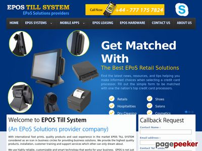 EPOS Till System | Point of Sale Software
