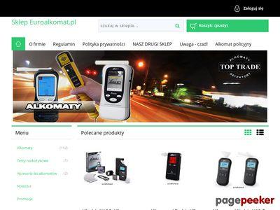 Euroalkomat.pl - sklep z alkomatami
