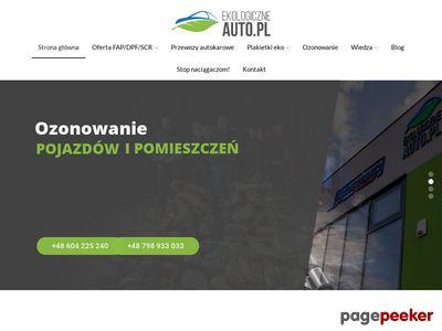 Filtr cząstek stałych do samochodów osobowych i ciężarowych
