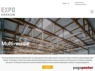 Sala bankietowa Expo Kraków
