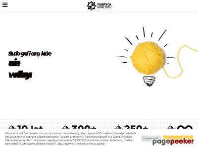 Projekty logo - Fabryka Konceptu