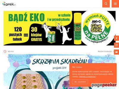 Zabawy dla dzieci - Fiorelki.pl