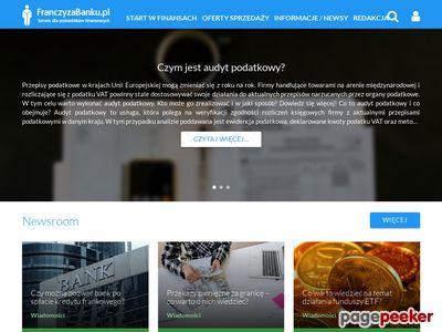 FranczyzaBanku.pl - franczyza, własny biznes