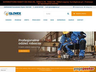 Glovex.com.pl - Buty robocze