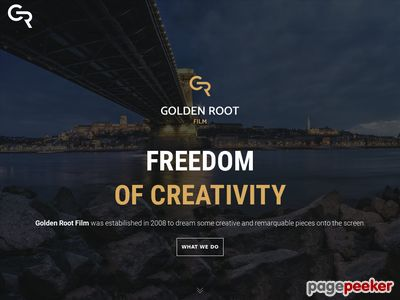 Golden Root Film