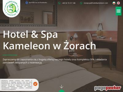 Hotele w Rybniku - hotel Kameleon