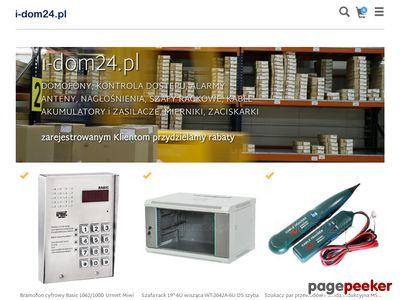 I-dom24.pl - anteny dvb-t, tv-sat