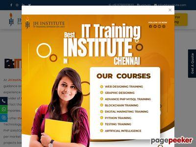 http://jhinstitute.com/demo/foodpanda/ website snapshot