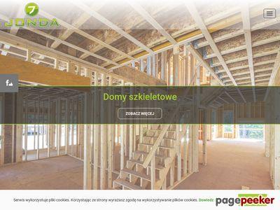 Dowolne Konstrukcje drewniane-Jonda Konstrukcje