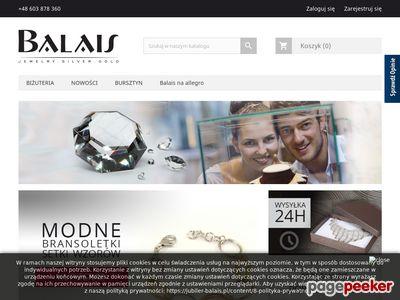 Jubiler Balais - najlepsze produkty