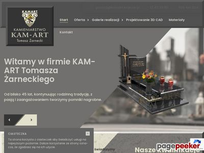 Nagrobki Kraków