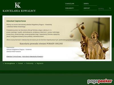 Porady prawne online