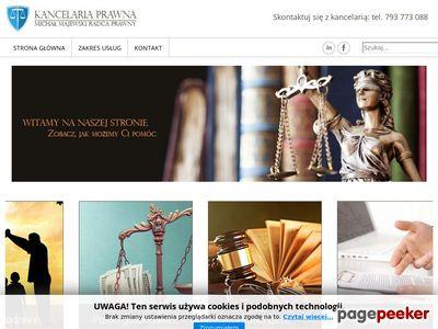 Kancelaria Prawna Michał Majewski Radca Prawny