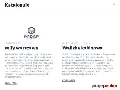 Katalog stron internetowych seo