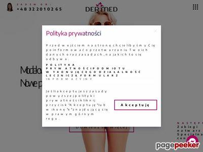 Centrum Kosmetyczno-Dermatologiczne Der-med Katowice