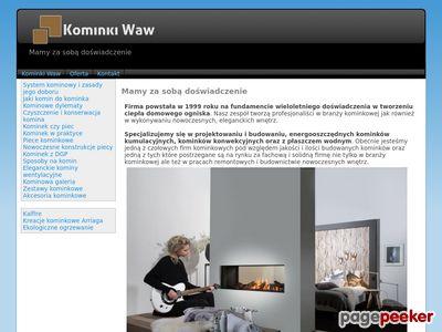 Kominek Warszawa