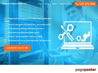 Usługi komputerowe - KomputerEkspert.pl