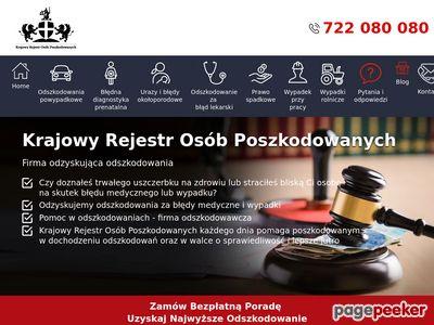 Odszkodowania za wypadki - krop.org.pl