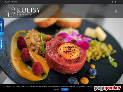 Restauracja Kulisy MG Catering
