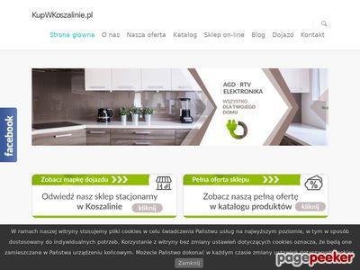 Kupwkoszalinie.pl - powystawowe agd