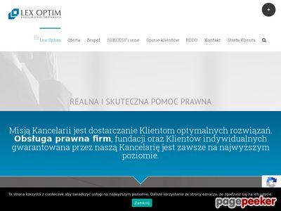 Kancelaria Radcy Prawnego Małgorzata Koczan
