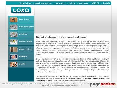 Listwy przypodłogowe - Loxa-Polska