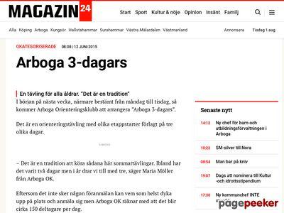 Arboga | Magazin24.se