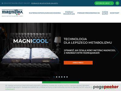 Magniflex - Włoskie materace