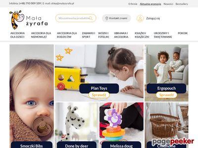 Malazyrafa.pl