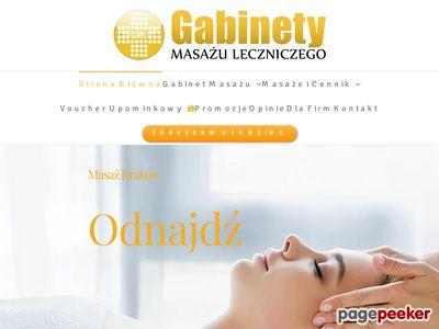 Masaż Kraków