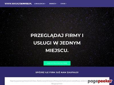 Profesjonalny masaż i rehabilitacja z dojazdem Gliwice, Zabrze