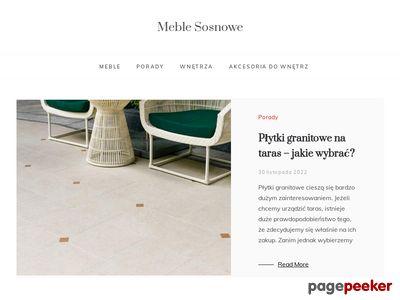 A.M.I. Meble Sosnowe - Producent