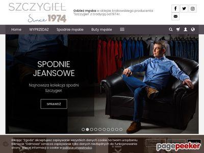 Zakład Krawiecki Bronisława Szczygieł