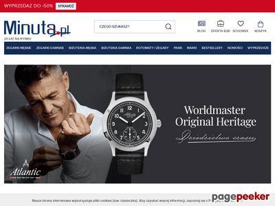 Minuta.pl - sklep z zegarkami