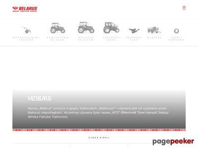 MTZ Belarus Traktor
