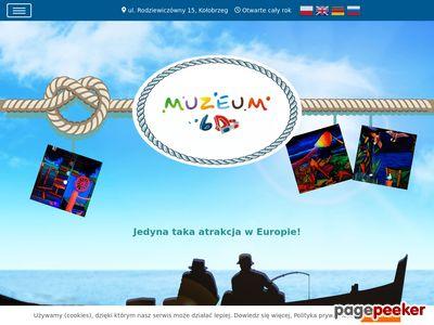 Muzeum6d.pl - zwiedzanie Kołobrzegu