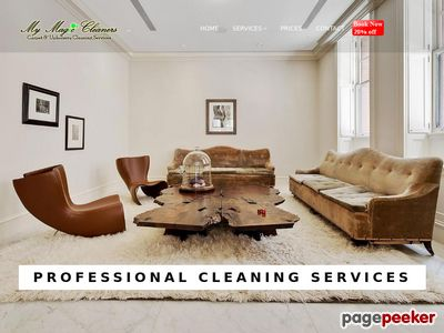 Carpet and upholstery cleaning London | My Magic Cleaners