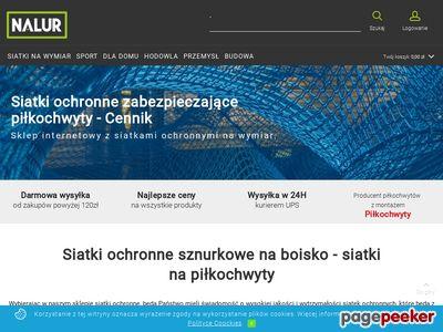Nalur.pl - siatki sznurkowe