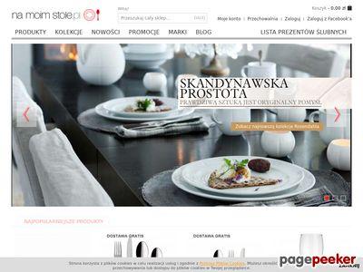 Namoimstole.pl - sklep z zastawami stołowymi