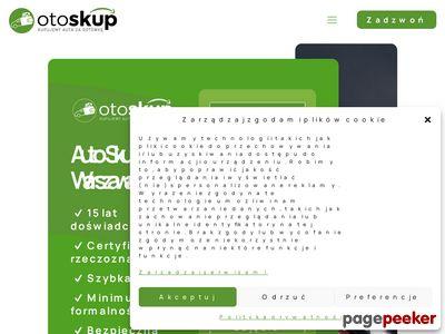 Skup aut Warszawa, Otwock, Piaseczno, Legionowo