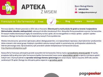 www.aptekazmisiem.pl
