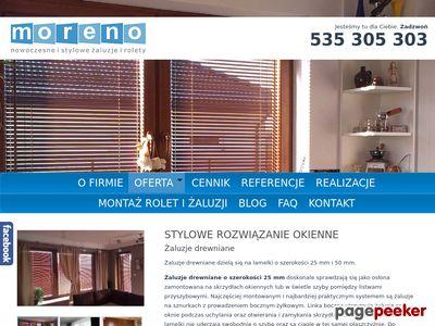 www.zaluzje-rolety-warszawa.pl