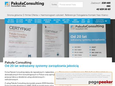 www.pakulaconsulting.pl