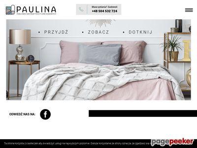 Paulina - Podlaskie Centrum Tekstyliów Domowych
