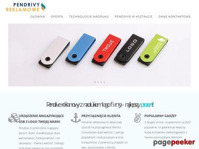 Produkcja gadżetów firmowych - pendrivy-reklamowe.com