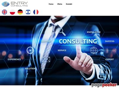 Entry Consulting we Francji - Twój konsulting we Francji