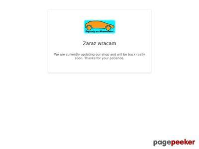 Pojazdy na akumulator dla dzieci - P.H.U. LUMINET