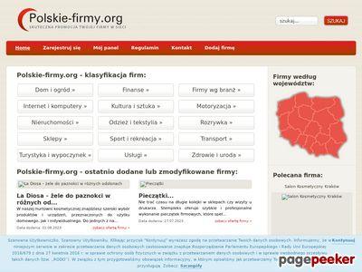 Branzowy katalog firm