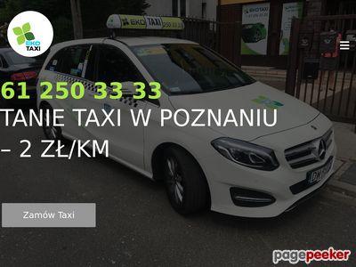 Eko Taxi Poznań