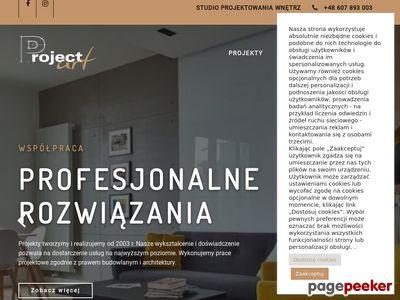 Project Art projektowanie wnętrz